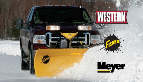Meyer, Wester, Fisher snow plows, salters repair, service and parts