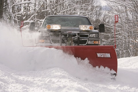 New Western snow plows, sales, installation