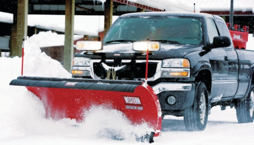 Used Western Unimount abd Ultramount Snow Plows